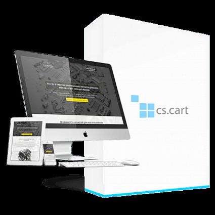 Diseño Tienda Online CS-Cart Barcelona