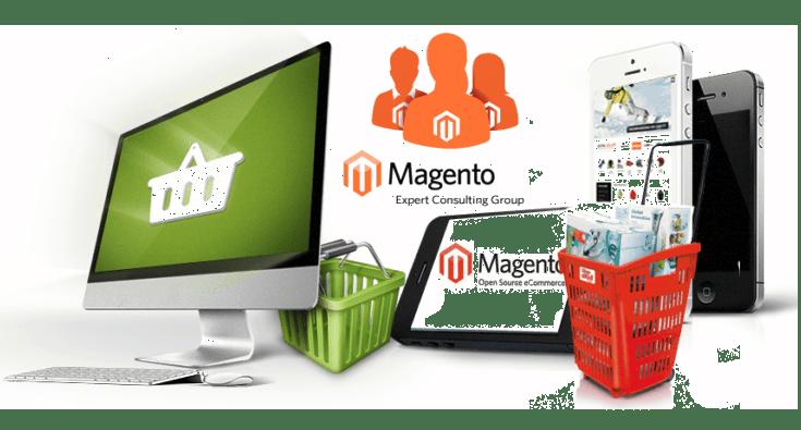 Diseño Tienda Online Magento Barcelona