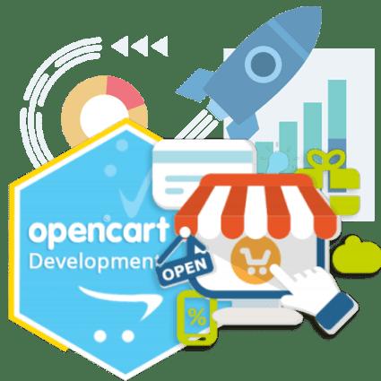 Diseño Tienda Online OpenCart Barcelona