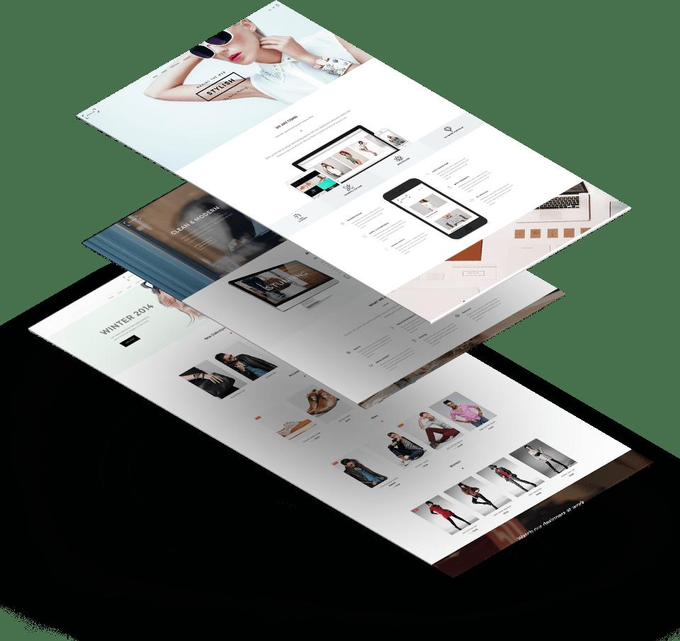 Diseño web CMS Barcelona