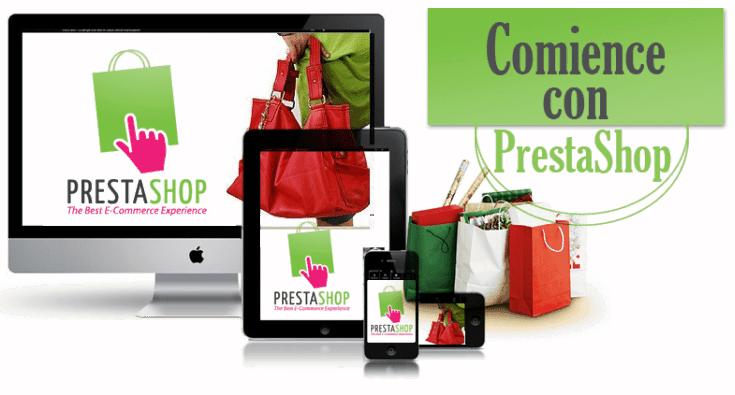 Diseño Tienda Online PrestaShop Barcelona