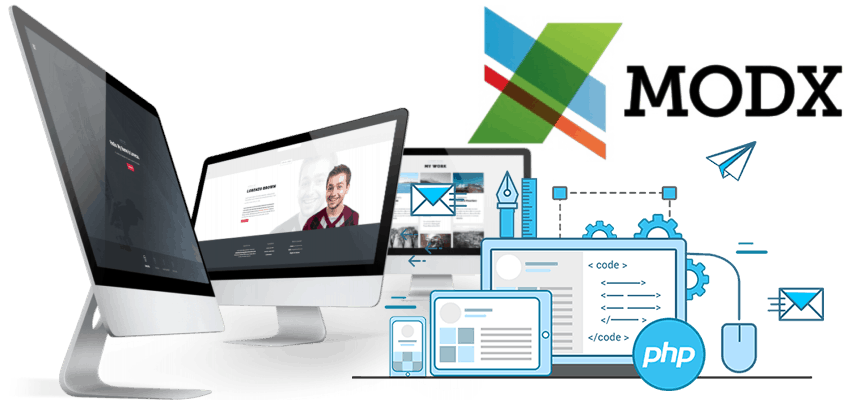 Diseño web MODx Barcelona